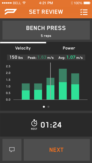 push strength app